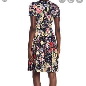 Maggy London Dresses - Never worn, tags attached pleated skirt dress